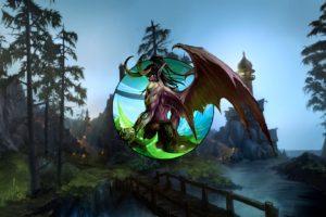 Illidan, Illidan Stormrage, World of Warcraft