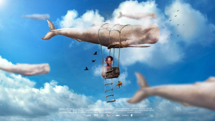 Whale Sky Movie Poster Hd Wallpapers Desktop And Mobile
