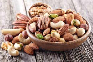 nuts, Food