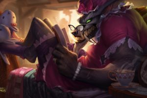 Warwick, Summoner&039;s Rift, League of Legends