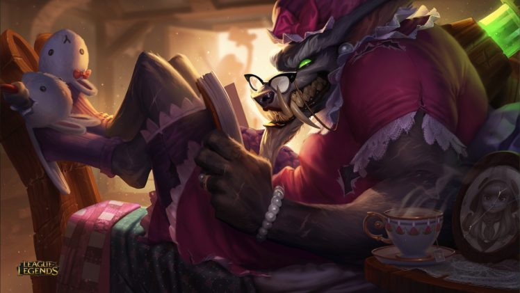 Warwick Summoner039s Rift League Of Legends Hd