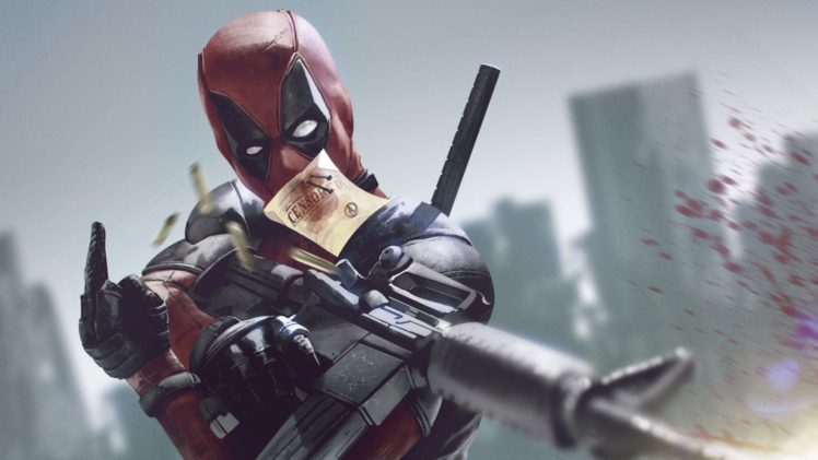 Deadpool Marvel Comics Movies Hd Wallpapers Desktop And Mobile