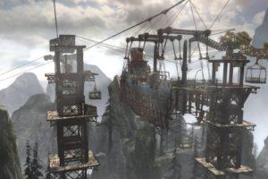 Lara Croft, Tomb Raider, Square Enix