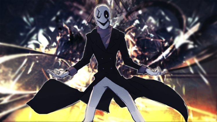 Undertale Wd Gaster Hd Wallpapers Desktop And Mobile