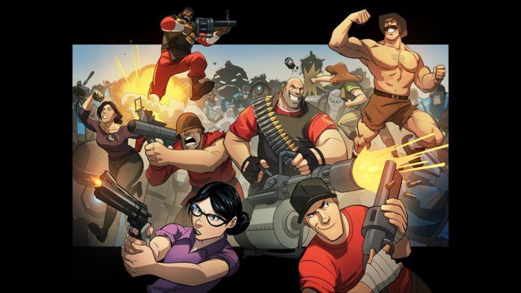 Demoman Tf2 Team Fortress 2 Heavy Tf2 Scout Tf2 Hd