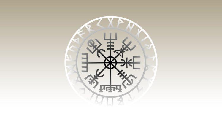 Vegvisir Vikings Hd Wallpapers Desktop And Mobile Images Photos