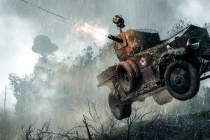 Battlefield, Battle, Tank, Battlefield 1