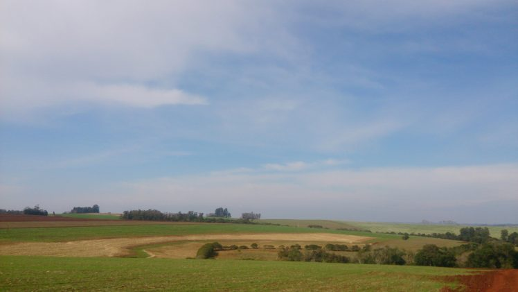 landscape, Clouds, Crops, Brazil, Nature, Sky HD Wallpaper Desktop Background
