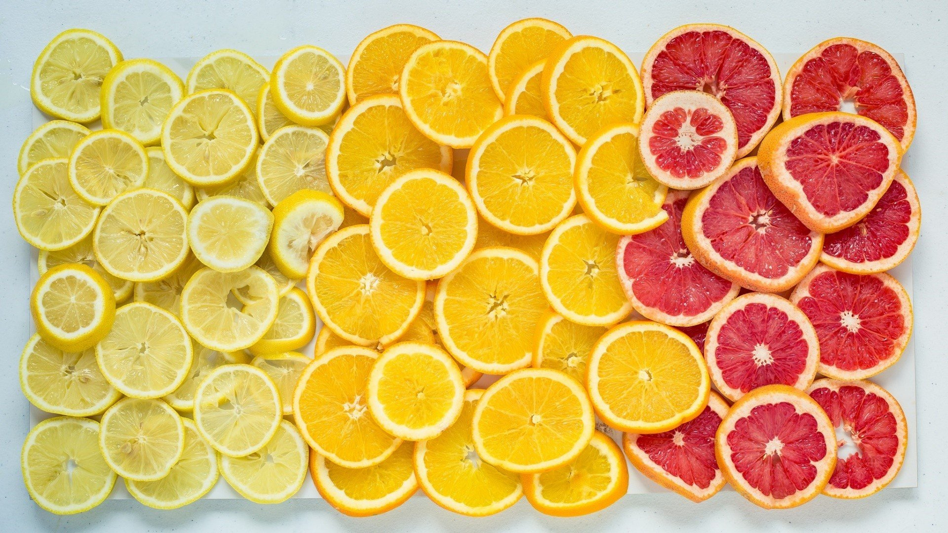 473716 orange fruit lemons grapefruits food