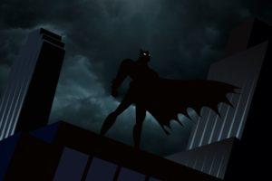 Batman logo, Dark, Batman