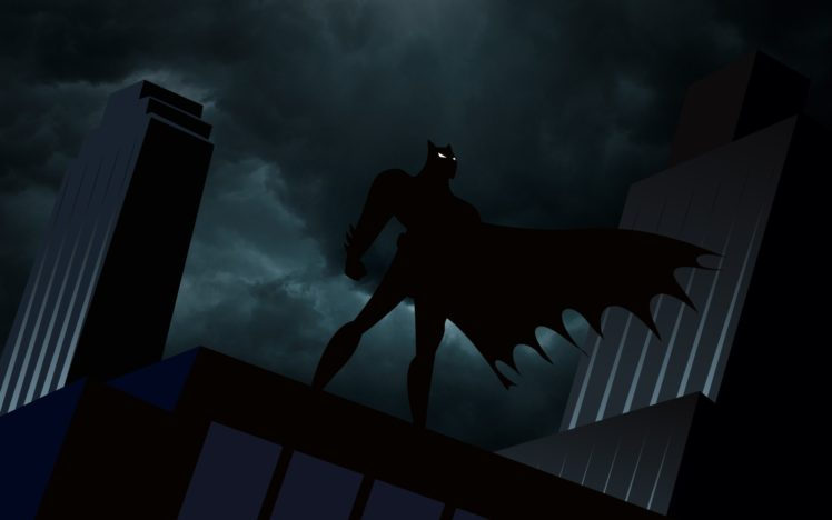 Batman logo, Dark, Batman HD Wallpaper Desktop Background