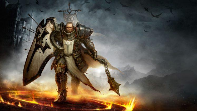 Warrior Video Games Diablo Diablo Iii Hd Wallpapers