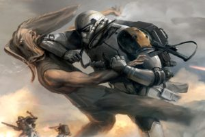 warrior, Star Wars