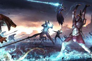 warrior, Video games