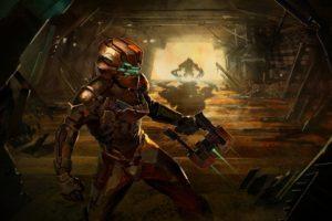 Dead Space 2, Video games, Science fiction, Power armor, Dead Space