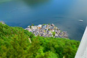 Austria, Lake, HDR