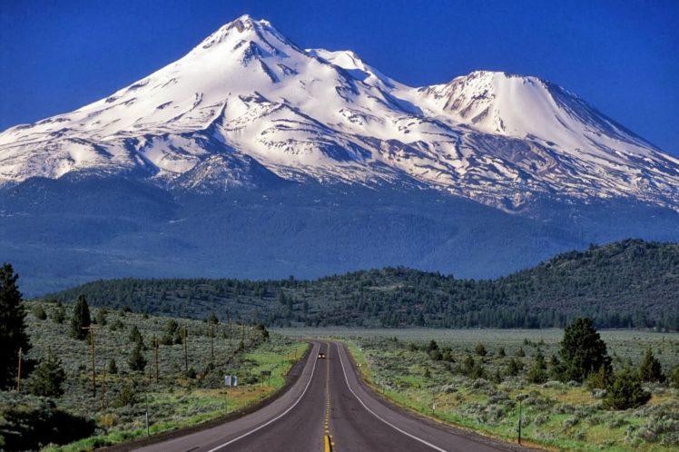 landscape, Mountains, Nature, Clouds HD Wallpaper Desktop Background