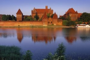 Poland, Malbork, Castle
