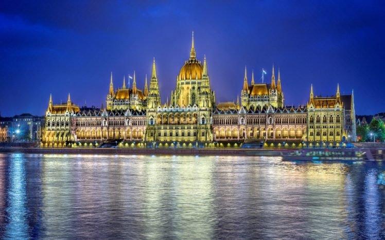 Budapest HD Wallpaper Desktop Background
