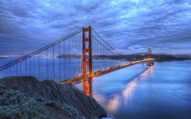 Bridge San Francisco Usa Golden Gate Bridge Hd Wallpapers Desktop And Mobile Images Photos