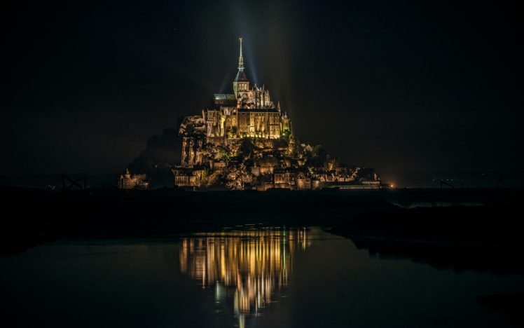 Mont Saint Michel Hd Wallpapers Desktop And Mobile Images