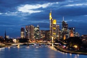 cityscape, Frankfurt, Germany