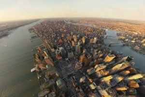 New York City, USA, Cityscape, Manhattan
