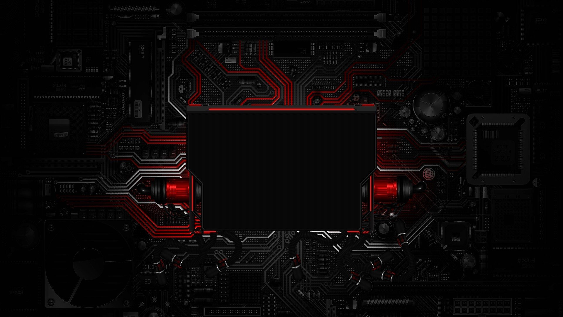 Circuits Electronics Hd Wallpapers Desktop And Mobile Images Photos