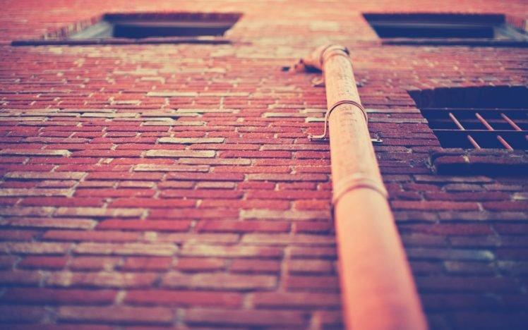 bricks HD Wallpaper Desktop Background