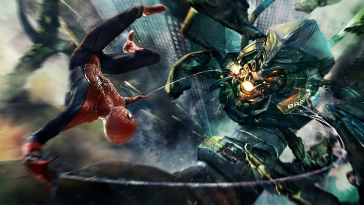 Spider Man Hd Wallpapers Desktop And Mobile Images Photos