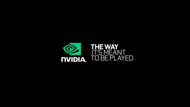 Nvidia, Technology HD Wallpaper Desktop Background
