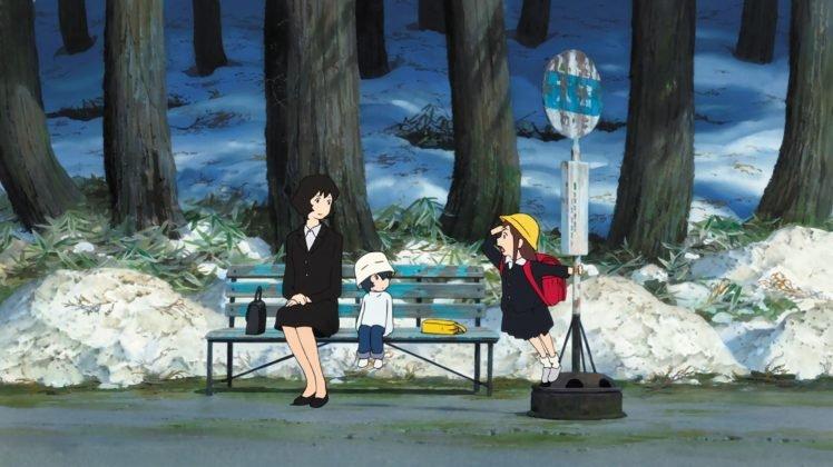 Wolf Children, Anime HD Wallpaper Desktop Background