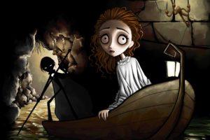 Phantom of the Opera, Tim Burton