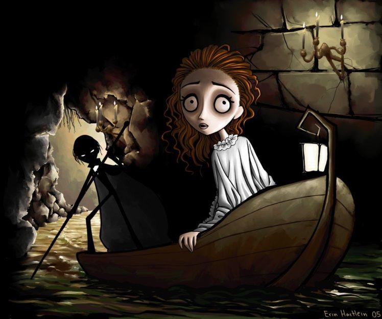 Phantom Of The Opera Tim Burton Hd Wallpapers Desktop And