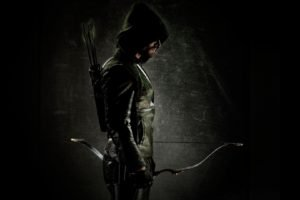 Stephen Amell, Oliver Queen, Arrow, Arch
