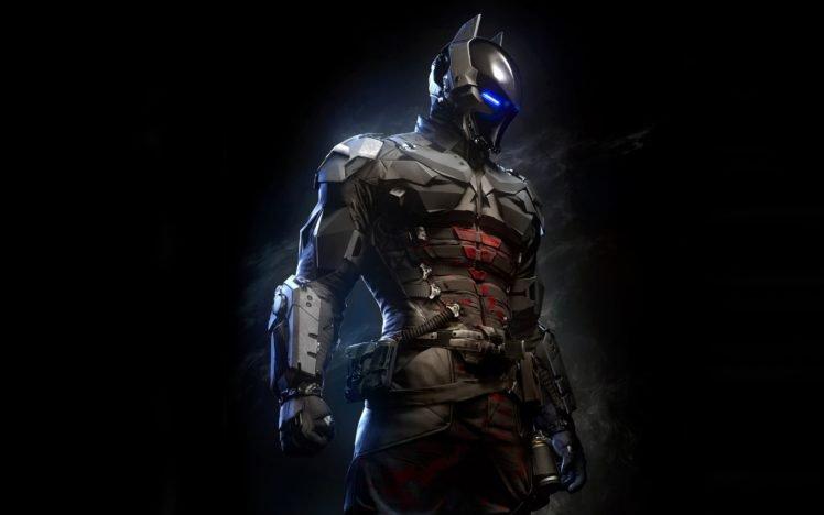 Batman: Arkham Knight, Rocksteady Studios, Batman, Gotham City, Video games HD Wallpaper Desktop Background