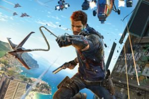 Just Cause, Just Cause 3, Video games