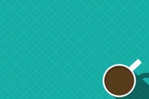 simple background, Minimalism, Cafes