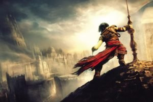 video games, Prince of Persia: The Two Thrones