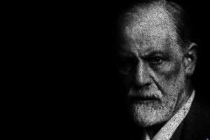 Sigmund Freud, Typography, Typographic portraits