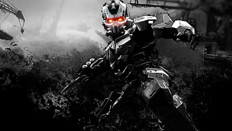 video games, Killzone HD Wallpaper Desktop Background