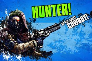 hunter, Destiny (video game), Video games