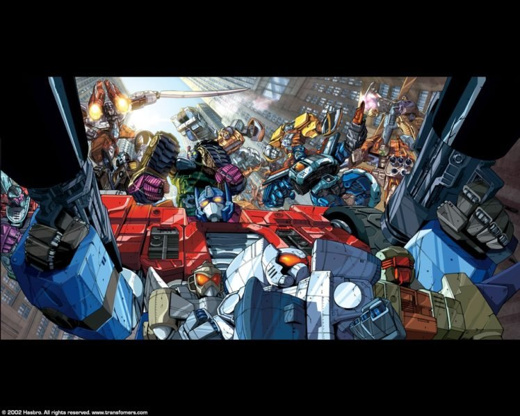 Transformers Hd Wallpapers Desktop And Mobile Images Photos