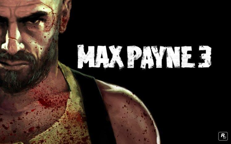 video games, Max Payne 3 HD Wallpaper Desktop Background