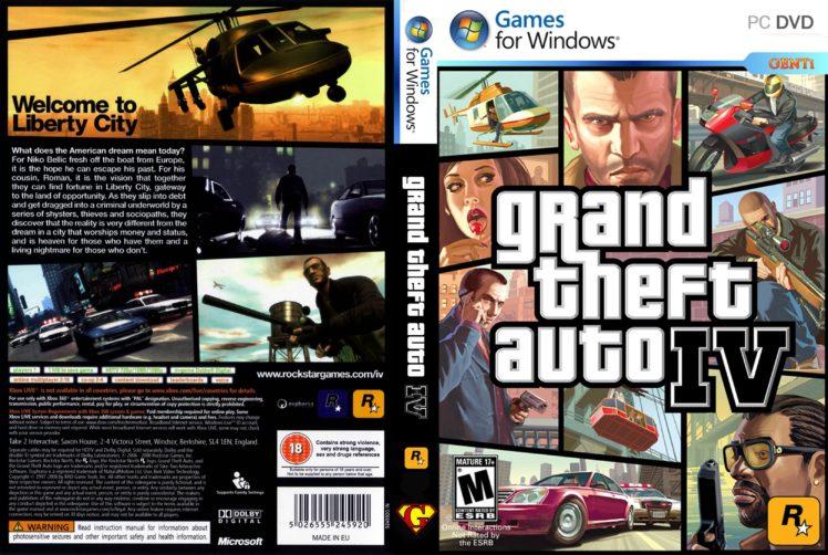 video games, Grand Theft Auto IV, Rockstar Games HD Wallpaper Desktop Background