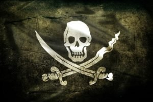 pirates, Jolly Roger