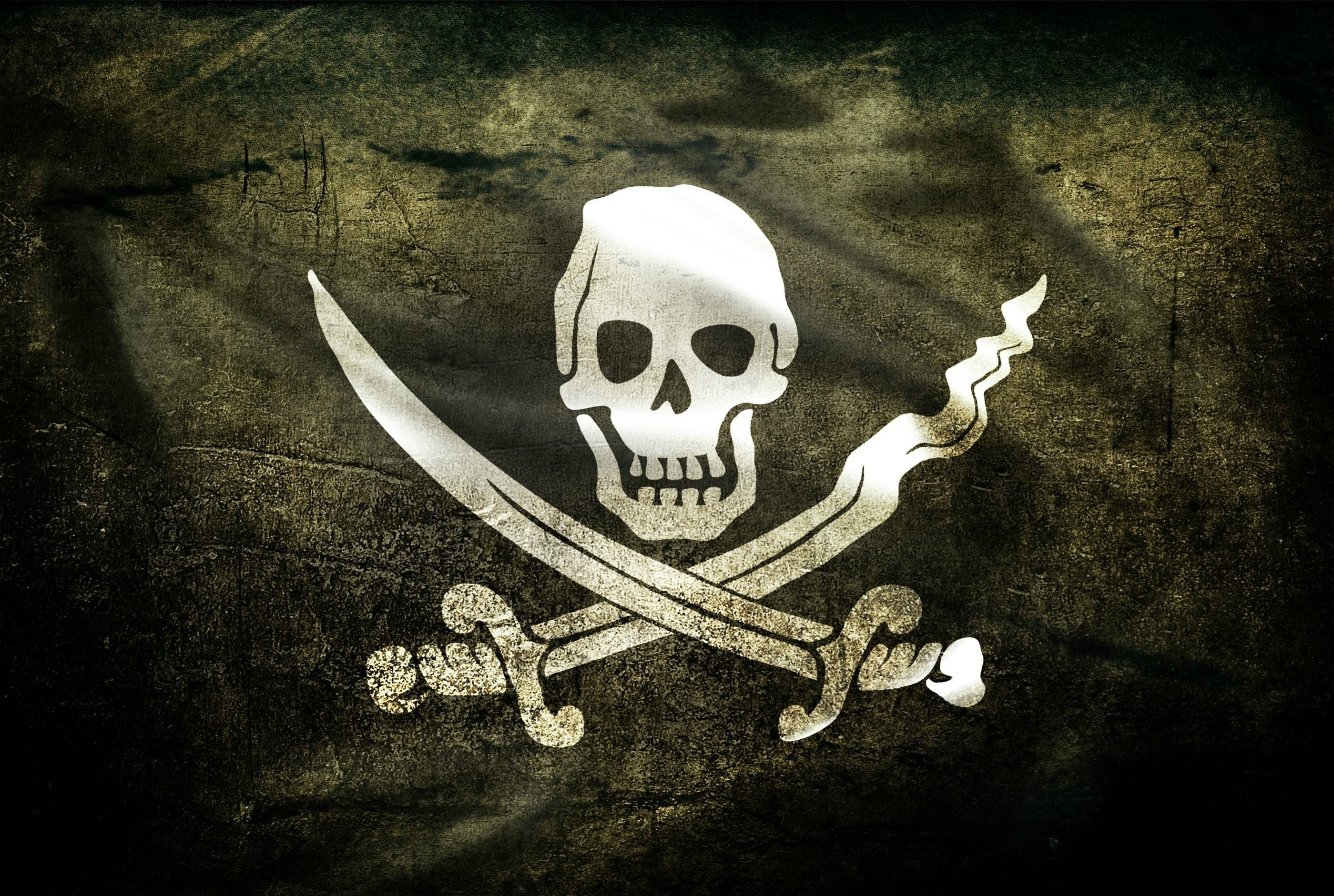 Pirates Jolly Roger Hd Wallpapers Desktop And Mobile Images