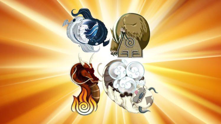 Cartoon Nickelodeon Avatar The Last Airbender HD Wallpapers