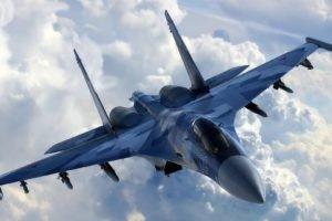 Su 27, Military aircraft