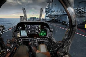 Harrier, Royal Navy, Cockpit, Helicopters